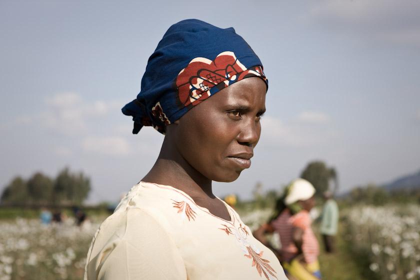 RWANDAN FARMER #6