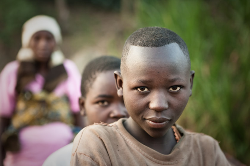 RWANDAN FARMER #3
